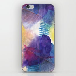 purpleone iPhone Skin