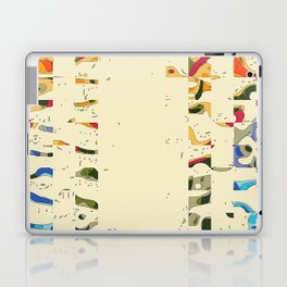 Epitaph for Moebius Laptop & iPad Skin