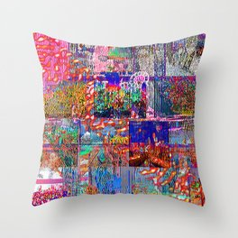Can You Dig It?! 08/26/14 Version [A Brand New Experiment Series] Throw Pillow