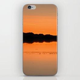 Salar de Uyuni 4 iPhone Skin