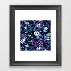 RPE FLORAL X Framed Art Print