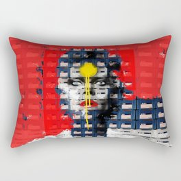 Disk Head 1 Rectangular Pillow
