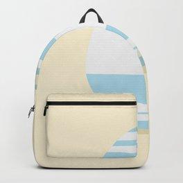 Easter egg with stripes Backpack
