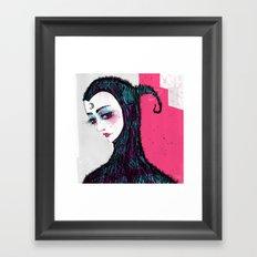 Pijama Nueva Framed Art Print
