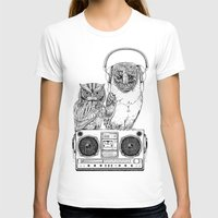 silent T-shirts featuring Silent Night ANALOG zine by jewelwing