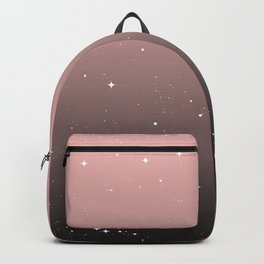 Keep On Shining - Pink Mist Backpack