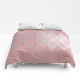 Pink Pastels  Comforters