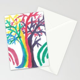 Tree of Strife Stationery Cards