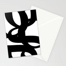Hidden Letters. Baskerville G Stationery Cards