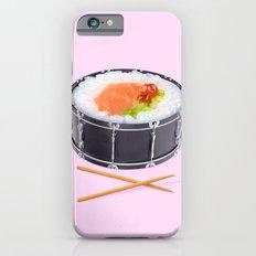 SUSHI DRUM ROLL iPhone 6s Slim Case