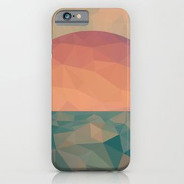 Tycho Sunrise iPhone Case