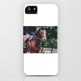 Warmblood iPhone Case