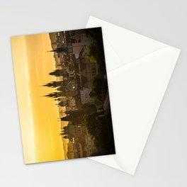 Prague Dawn Stationery Cards