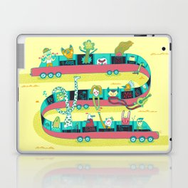 The Limo Laptop & iPad Skin