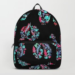 Breathing in the Cold Backpack