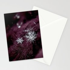 Snowflake Stationery Cards