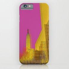 PINK NYC Slim Case iPhone 6s