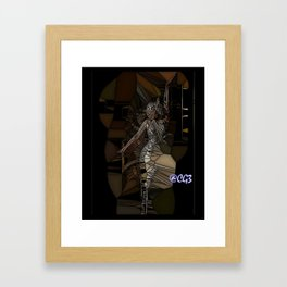 Looking for U  Framed Art Print