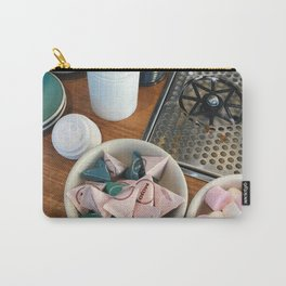 Coffee Cafe Counter Carry-All Pouch