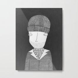 Joel Barish Metal Print