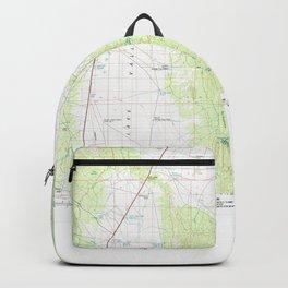UT Garrison 249472 1979 topographic map Backpack