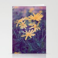 woodstock Stationery Cards featuring Woodstock Daisy  by Scotty Photography