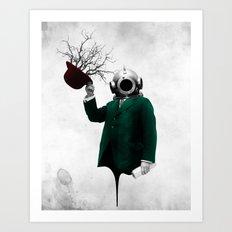 Astronauta Art Print