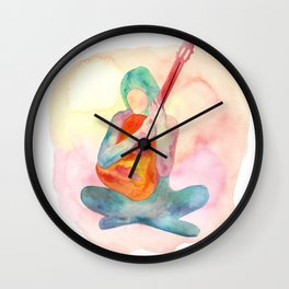 The Spirit of Music Wall Clock