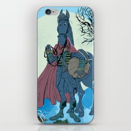 Headless Horseman iPhone Skin
