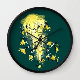Lemonjelli Wall Clock