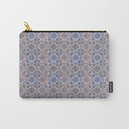 Portuguese tiles Carry-All Pouch