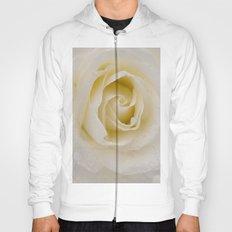 Rose White Hoody