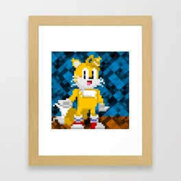 Miles Prower Framed Art Print
