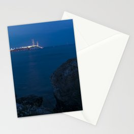 The Mackinac Bridge Stationery Cards