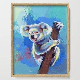 Koala Bear Serving Tray