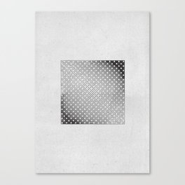 Neominimalist 3 Canvas Print