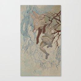 Swift Canvas Print