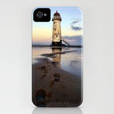 Footprints iPhone (4, 4s) Slim Case