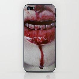 Blooood iPhone Skin