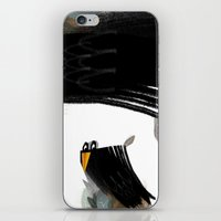 birdy iPhone & iPod Skins featuring Birdy by Jovana
