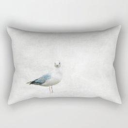 gull /Agat/ Rectangular Pillow
