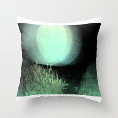 Dark Night Part 2 Throw Pillow
