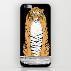 life of pi - black variant iPhone & iPod Skin