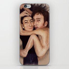 John and Yoko iPhone Skin