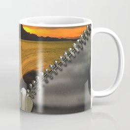 Unzipped Coffee Mug