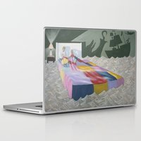 neverland Laptop & iPad Skins featuring neverland by Justin Kendall
