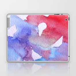 Symphony in blue minor II Laptop & iPad Skin