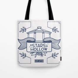 Stars Hollow Tourism Committee Tote Bag