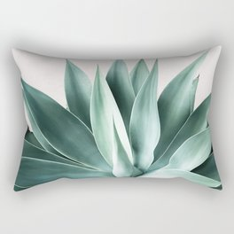 Bursting into life Rectangular Pillow