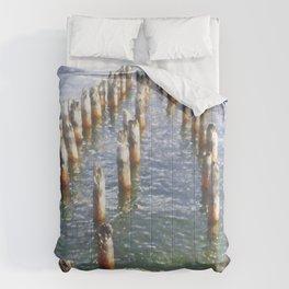 Remaining pier Comforters